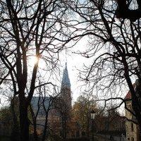 Осень в Вышеграде :: Александр
