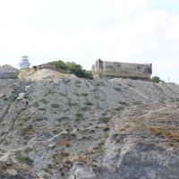 Архитектура Крыма -121.Военные сооружения. :: Руслан Грицунь