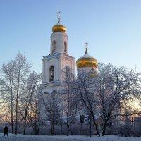 Морозное утро. :: Наталья