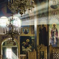 Кафедральный собор Воздвижения Креста Господня в Омске :: Вячеслав Владимирович