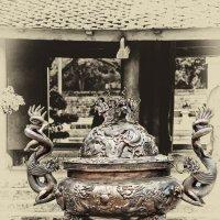 Ритуальная Чаша :: Alexander Demetev