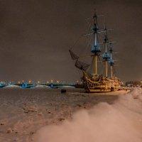 Снегом занесло :: Ирина Глобина