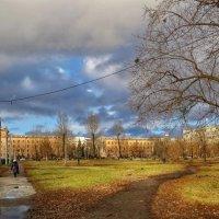 Переменная облачность :: Ирина Сивовол