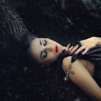 The bride in the dark :: Ринат Хабибулин