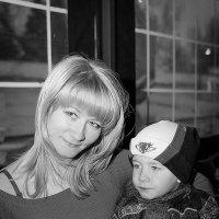 Мама с сыном))) :: Петр Панков