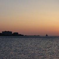 Италия, закат на Адриатике (Триест) :: Svetlana (Lucia) ***