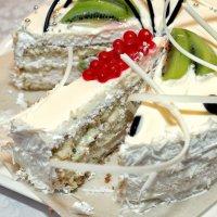 Просто торт понравился :: Дмитрий Конев