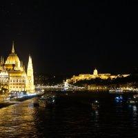 Ночные прогулки по Будапешту ... :: Алёна Савина
