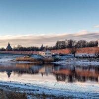 В лучах холодного солнца :: Евгений Никифоров