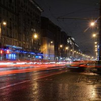 Вечерний город :: Алексей Соминский