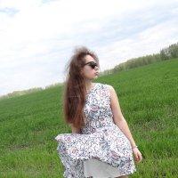 бескрайнее поле :: Ольга Куликовская /Olga  Kulikovskaya
