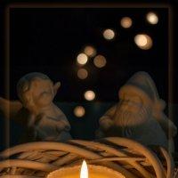 Если нет праздника в твоем сердце, ты не найдешь его под ёлкой. :: Татьяна Bartel