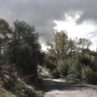 пейзаж с мостиком :: павел бритшев