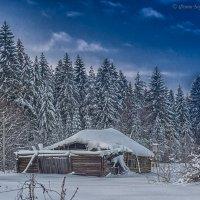зимняя деревня :: Борис Устюжанин