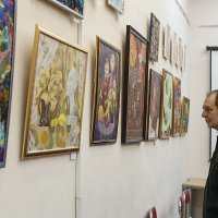 """выставка """"Мои друзья - художники!"""" :: Марина Алексеева"""