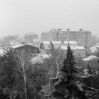 Скучноватый пейзаж,но зима в Анапе это МОЩНО ;) :: Елена Нор