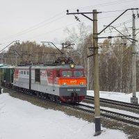 ВЛ10-333 :: Дима Пискунов