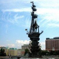 УГОЛКИ МОСКВЫ :: Анатолий Восточный