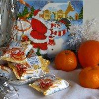 Пахнет Новогодним волшебством! :: Татьяна Смоляниченко