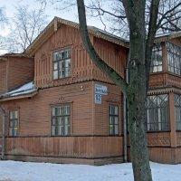 Бывшая квартира М.И.Калинина :: Вера Щукина