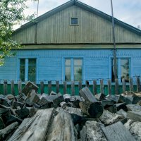 Дом, где тепло! :: Виктор Никаноров