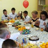 Прощание с начальной школой :: Вячеслав Егоров