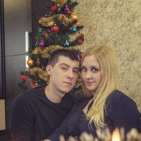 Две свечи освещают две жизни и одну на двоих любовь :: Алеся Пушнякова