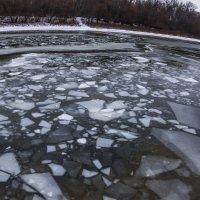 ледянная мозайка :: Александр Черный