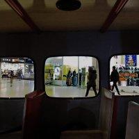 А люди проходят мимо на станции жизнь. :: Надежда Ивашкина