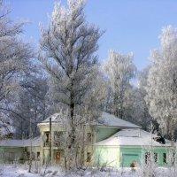 Зимняя сказка г.Сафоново :: Андрей .