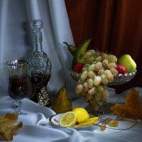 Вино из Сан-Марино. 2 вар. :: Валерия  Полещикова