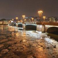 Сампсониевский Мост СПБ :: Александр Кислицын