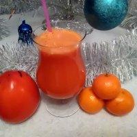 Сок морковно-тыквенный :: Mariya laimite