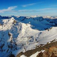 престолы вечные снегов :: Elena Wymann