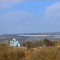 Осенний пейзаж :: Михаил Пахомов