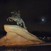 лунный вечер :: Валентина Папилова