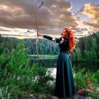 Храбрая сердцем :: Victoria Sinitsyna