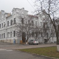 Здание  морского пароходства :: Галина