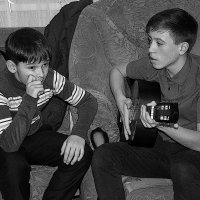 Двоюродные братья... :: Дмитрий Петренко
