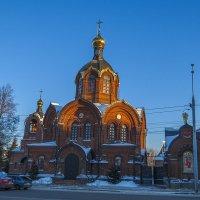 Церковь Архангела Михаила :: Сергей Цветков