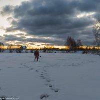 На рыбалку. :: Виктор Евстратов