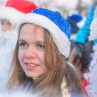Снегурочка... :: Влад Никишин
