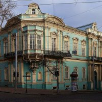 Дворец Абазы :: Александр Корчемный
