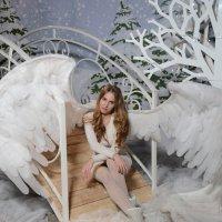 Рождественский ангел :: Vitalet