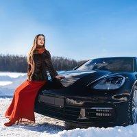 Porsche :: Андрей Копанев