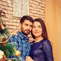 Немного новогодней романтики :: Светлана Светленькая