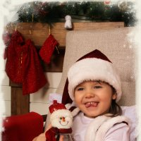 Счастливый декабрь :: Natalia Petrenko