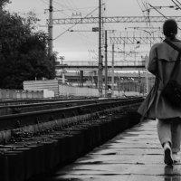 Бегущая за поездом :: Дария