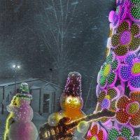 """Снеговики зажигают."" :: victor buzykin"
