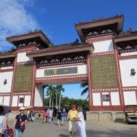 Центр Буддизма Наньшань. Небесные ворота :: Маргарита